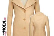 Jarné kabáty