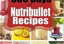 nutribullet ricette