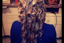 Long hair & Cool hair