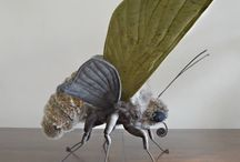 Interesting Insect Plushies