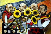 Trombone/piano/musikk