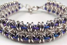 Chainmaille / Beautiful chainmaille pieces, tutorials, ideas and inspiration.