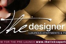 designer lifestyle  / luxurious apartments & penthouse suites