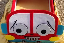 box transportations -art and craft for kids