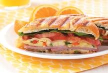 Sandwiches, Burgers, & Wraps