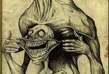 Horror Art ?