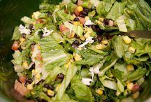 Salads / by Gwen Arnold McNeil