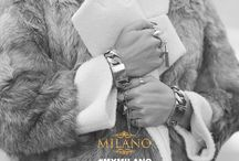 #MYMILANO / See our favorite followers who pair their Saturday looks with jewelry. Every month we will select the best look and the winner will receive a special gift from Milano