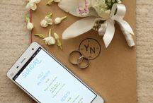 Wedding stuff / Wedding day photo details