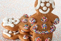 Gingerbread Goodies! / by Susan Martelli