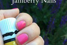 Jamberry Nail Stuff