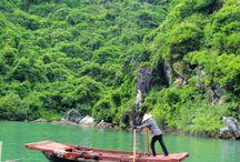 Baía de Ha Long Bay - Viet nam