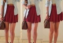 Cute outfits ☺️ / Cute outfits to try out and enjoy