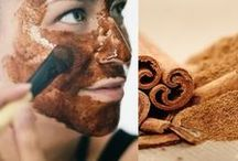 skořicová maska
