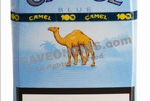Camel cigarettes / Legendary American tobacco brand