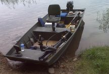 Small Fishing Boats / by M.R. Enterprises