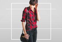 Outfits con jeans / Looks y outfits perfectos para combinar con tus skinny jeans o con cualquier otro tipo de jeans. Te damos muchísimas ideas para combinarlos desde de manera elegante hasta lo más casual.