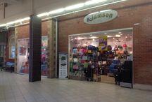 K.Jamson Market Village Store / K.Jamson Store @ Market Village, Unit G1 & G19 4390 Steeles Ave. East Markham On L3R 9V7 Mon-Fri  11:00am - 8:00pm Saturday 11:00am - 8:00pm Sunday   11:00am - 6:00pm  (905) 477-0742 marketvillage@kjamson.com