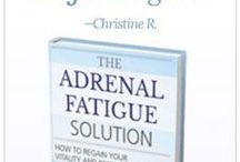 Adrenal fatigue