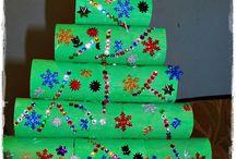 Świąteczne zabawy/Christmas craft