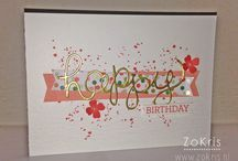 Crazy About You/Hello You Card Ideas / by Laurie Graham: Avon Rep/Stampin' Up! Demo