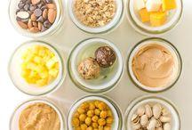 healthy snacks on the go