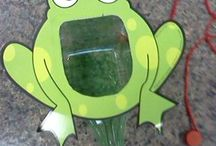 Froggie Fun / Freddie the Frog is our mascot
