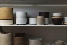 Ceramics + Pots + Wares