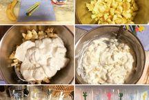 pets / homemade ice-cream for dogs #tarif aşağıda / #recipe below  #köpekler için #dondurma #nasılyapılır #evyapimidondurma  how to make #icecream #fordogs #icecreamfordogs #homemade #homemadeicecream #howto #howtomake  #küp kesilmiş #elma ve #muz üzerine #yogurt ekleyin, çırpmadan karıştırın.. #plastikbardak içine koyup içine #dondurmacubugu koyun ve sonra bir gün #buzluk içinde bekletin :) #püfnoktası : dondurmayı kaptan çıkarmak için musluk suyuna tutun :)  mix #diced #apples and #bananas with #yoghurt and #gently #stir , then put them in #plastic #cups and put an #icecreamstick in each #icecream , let it freeze in #deepfreeze for a day and then serve :) #tip : keep the plastic cup under tap water to help remove the ice cream before serving :)