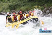 Extreme Waves Rafting 2 Agosto 2014
