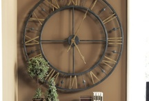Clock Crazy / Love for Clocks~ / by Amanda Panda