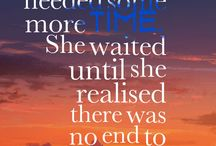 Quotes / All about life :)