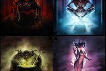 Chaos Demons