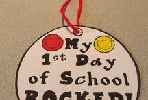 Első nap az iskolában