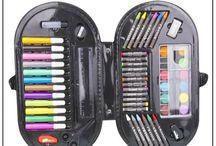 color stationery sets / color stationery sets
