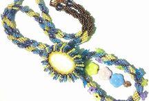 My beadwork 2016 (Necklace)