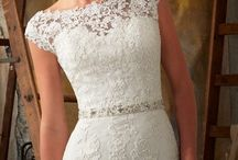 Wedding dresses and outfits