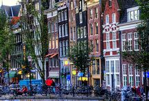 Amsterdam / by Paula Shareski