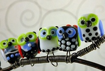 Owls and birds / by Traciee' Williams