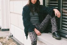 KISS THE DIRT LEOPARD FLARE LEGGINGS