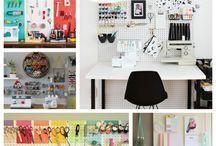 Organização parede