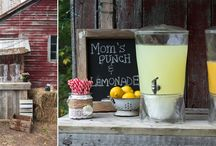 Country Chic Weddings