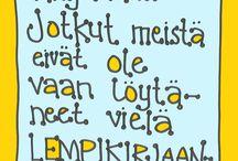 Kirjallisuus / Vinkkejä kirjallisuuden käsittelyyn ...