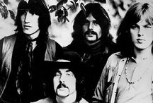 Pink Floyd : Roger Waters, Nick Mason, Richard Wright, David…