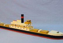 Hajók boats