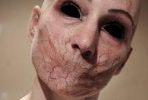 Halloween disfraces y maquillajes