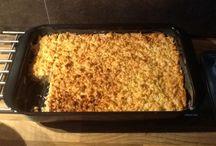 I made / Recipes I cooked, baked.