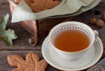 Tageszeiten: Tea (coffee)time
