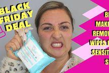 Videos on makeup tutorials & product reviews