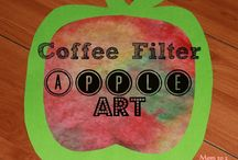 Toddlers: Apples / by Becca Rose